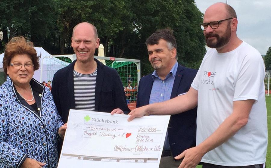 Charity Cup 2016 OHRpheus lite Artikelbild