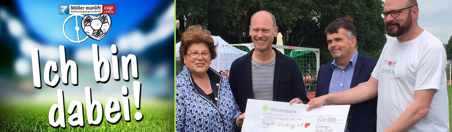 Charity Cup 2016 OHRpheus lite Sliderbild