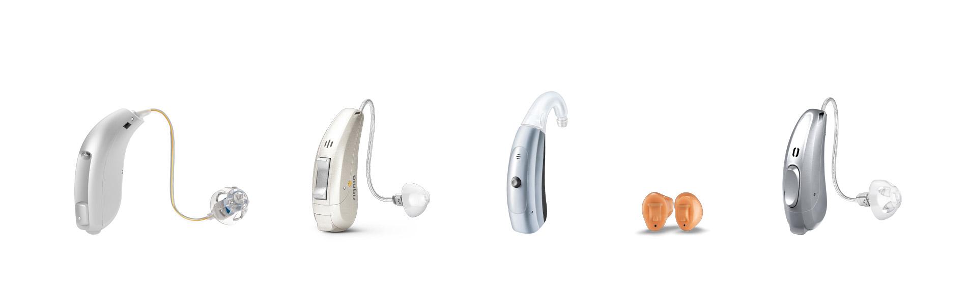 Nulltarif* Hörgeräte Slider 4 Hörgeräte