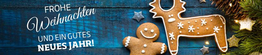 OHRpheus lite wünscht Frohe Weihnachten und ein gutes Neues Jahr!