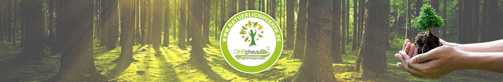 OHRpheus lite Umweltaktion Hero